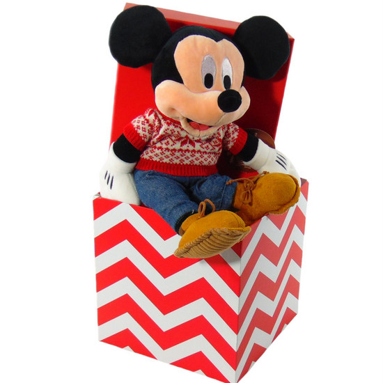 Mickey Christmas Bear Gift Box