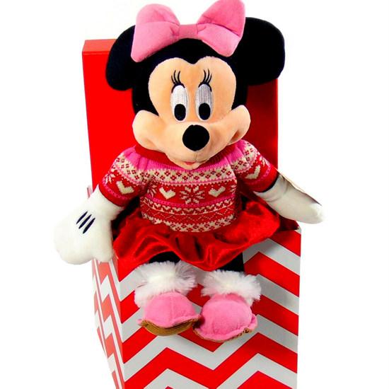 Minnie Christmas Bear Gift Box