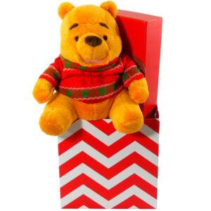 Pooh Christmas Bear Gift Box