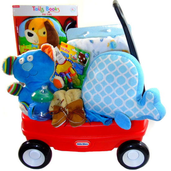 Little Tikes Wagon Blue