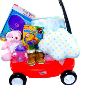 Little Tikes Wagon Pink