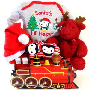 Santa Little Helper