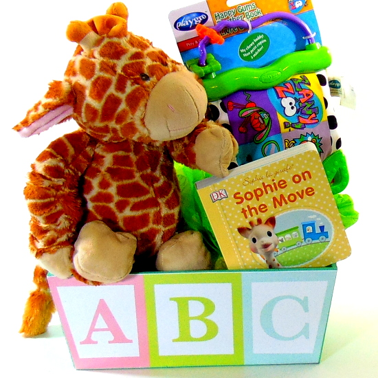 ABC Baby Basket