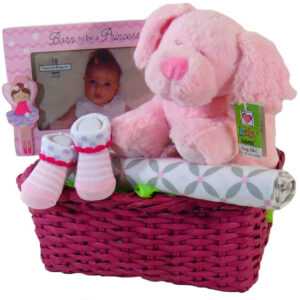Pink Fluffy Puppy