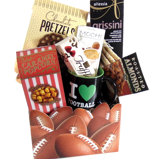 Love Football Gift Box