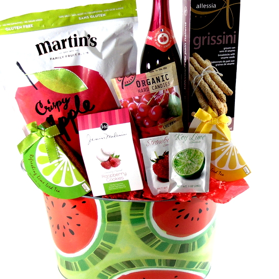 Watermelon Gift Basket