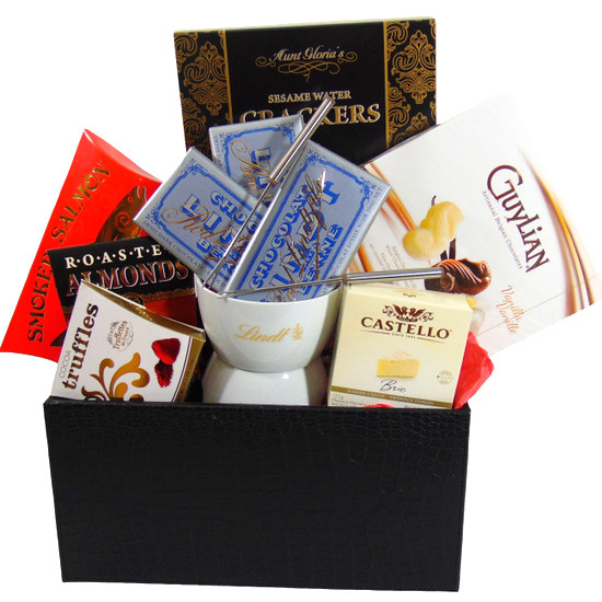 Chocolate Fondue Basket
