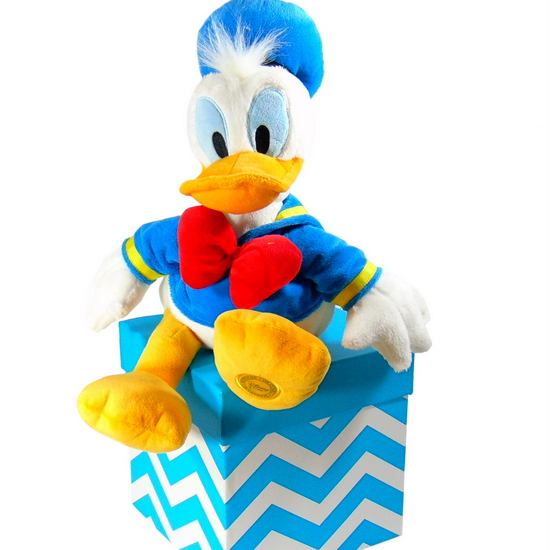 Duck Gift Basket