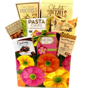 Food Gift Basket