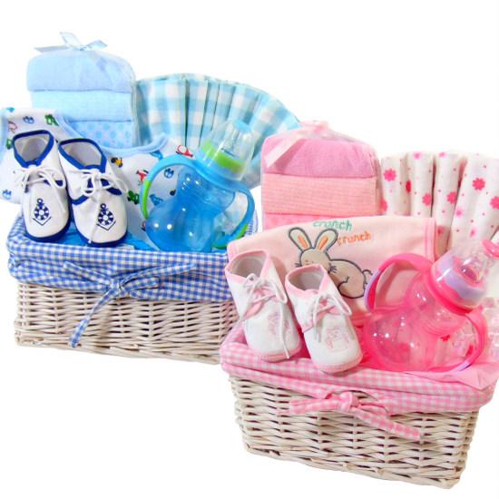 Twin Baby Basket