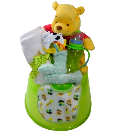 Newborn Baby Basket
