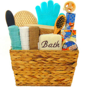 Vanilla Spa Basket