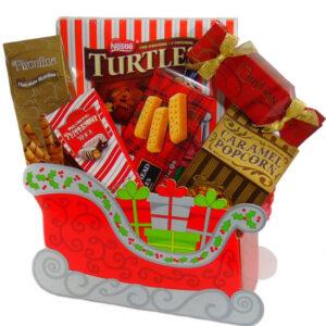 Gourmet Sleigh Basket