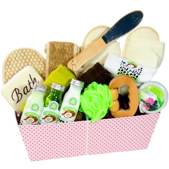 Coconut Spa Box