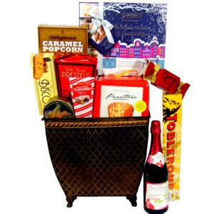 Christmas Gourmet Basket